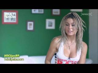 Paparazzo Fernanda Lacerda Mendigata