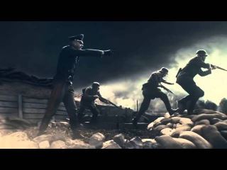 Клип по Второй Мировой Войне.