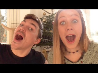 CHRISTMAS SONGS BEATBOX - Brother and Sister's Medley !