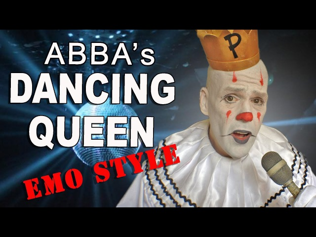Dancing Queen ABBA cover EMO style