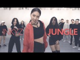 Inkyz - Jungle Choreography. Jane Kim