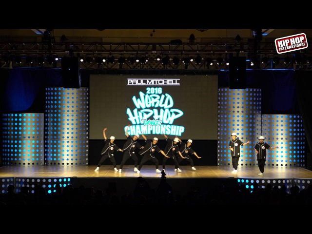 D.T.B. - Korea (Adult Division) @ HHI2016 World Semis!!