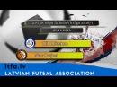 TFK Rēzekne - New Project [LTFA VIRSLĪGA 2016/17 | Highest Division [Highlights]