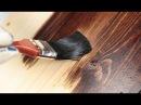 Обработка древесины отработкой