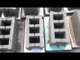 Самодельный станок для шлакоблока своими руками (производство шлакоблоков в домашних условиях)