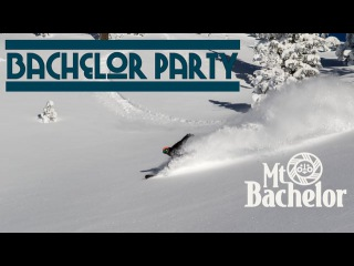 Bachelor Party 2017 Chapter 1: Chasing Clouds