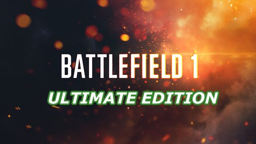 Battlefield 1 - Ultimate Edition Аккаунт Origin