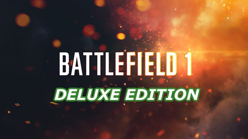 Battlefield 1 - Deluxe Edition Аккаунт Origin
