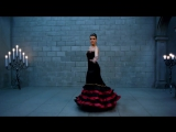 Танец Фламенко. Flamenco. Испанский танец. Spanish dance.Spanish flamenco dance.la danza española.