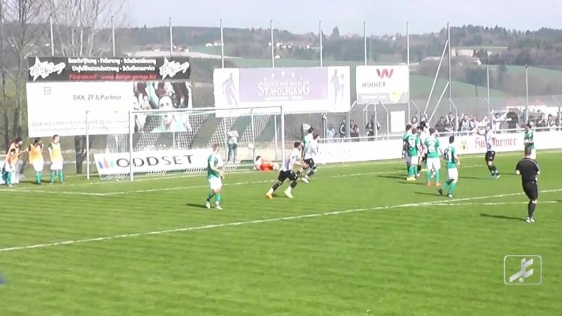 SV Schalding Heining - TSV 1860 Muenchen II (Regionalliga Bayern 2016_17, Spieltag 26)