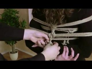 Обвязка тела в стиле Напппва Лочей