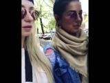 Instagram: @nyusha_omsk Прямо сейчас Нюша  находится в Амстердаме на девичнике. P.S Скорее всего девичник Нюши, но это не точно