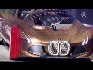 BMW выпустил автомобиль будущего к своему 100-летию (новости)