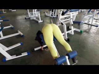 Female Fitness Motivation - Мария Акижанова ПопаКач_6