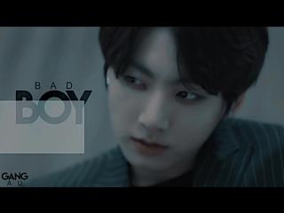 jungkook;  wrong  [gang au]