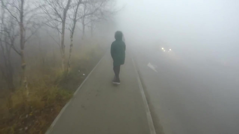 Dont get lost in the fog