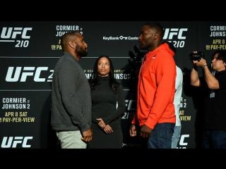 UFC 210 Embedded: Видеоблог #4
