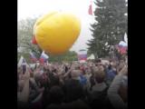Задержания в Москве и Петербурге на акциях 12 июня