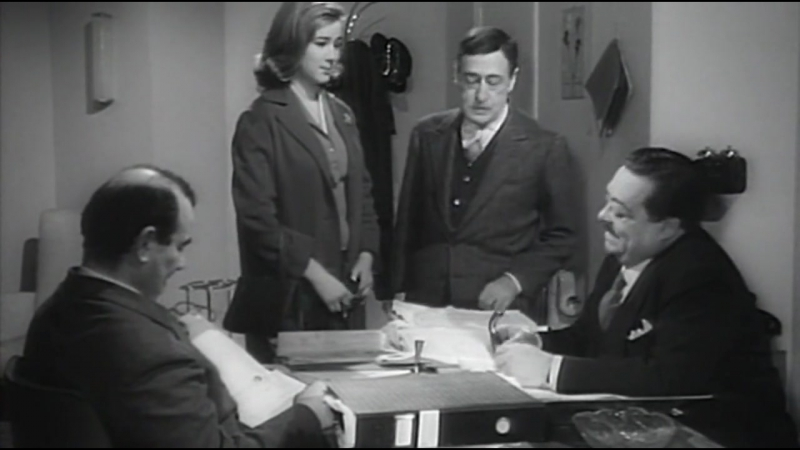 Пройдоха / I tartassati (1959) HD 720p