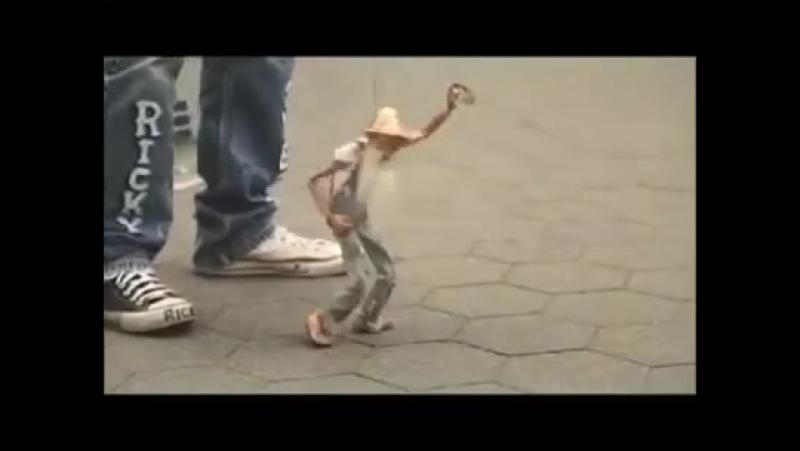 танцует лудьше чем я