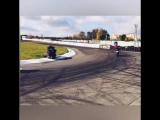 Чайка.встреча с Чемпионом Украины по мотоспорту в топ классе «супербайк»