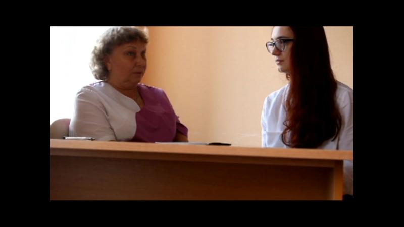 Королева Любовь Васильевна. Медсестра