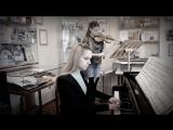 Кино (Виктор Цой) - Спокойная ночь (кавер на скрипке и пианино)