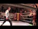 Мастер ушу против уличного бойца - Русский Конор Макгрегор - Жесткий нокаут