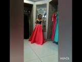 Платье Тезоро из вечерней коллекции