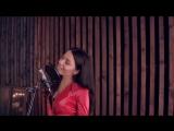 LOBODA - Твои глаза - Кавер Маша Кольцова (Милая девушка с классным голосом)