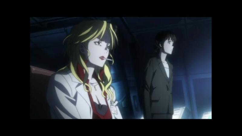 Одним махом - Психопаспорт / Psycho-Pass 2 сезон с 1 - по 11 серии