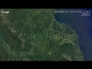 [Timelapse] Попондетта, Папуа — Новая Гвинея