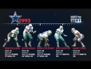 1993 or 2016: Did Emmitt Smith or Ezekiel Elliott have the better offensive line  Dallas Cowboys