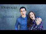 Blog De Los Angeles David Henrie &amp Maria Cahill