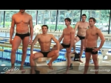 DOLCE_GABBANA UNDERWEAR_ MALE ITALIAN SWIMMERS GET NAKED! from SWIDE.com on Vimeo