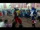 Зажигательный танец Микки Мауса и Робокара Поли на тое