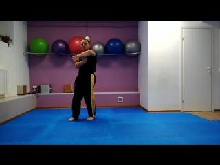 2-ая форма Вин Чун (Чам Киу Ищущие руки)