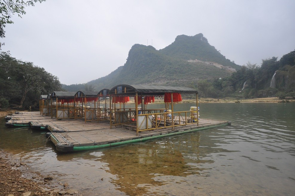 Новые маршруты Южного Китая (февраль-март 2016)