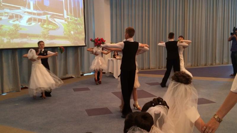 Вот такая СВАДЬБА 👰🤵😂-свадебная выставка,Гранд-отель,27.05.17г!