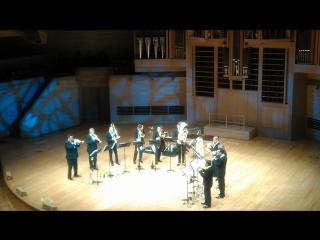 German Brass(Германия) - концерт в Москве (18.02.2017) 1