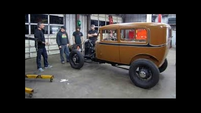 Быстрые и громкие - 7 сезон 13 серия. Packard 645. Часть 2