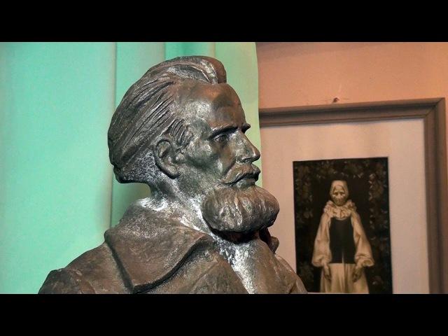 Біскуп Алег Буткевіч наведаў школу і музеі ў Германавічах