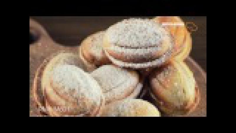Мультипекарь REDMOND, сменная панель RAMB-18, рецепт орешки со сгущенным молоком