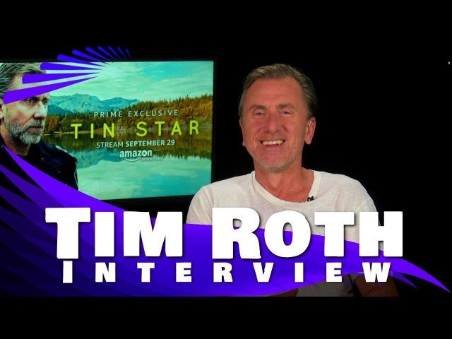 TIM ROTH INTERVIEW - TIN STAR