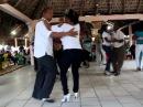 LA MUÑECA por Eladio Romero bailan merengue David Yacira en la Playita de Nigua Rep Dom