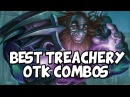 4 Treachery Combos Infinite Leper Gnomes Mill and More
