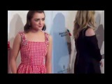 Maisie Williams turns winter into summer at BAFTA Tea Party