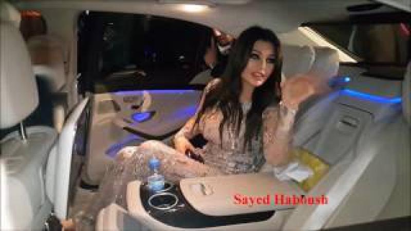 Haifa Wehbe at Murex d'or 2016
