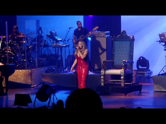 Vision of Love - Mariah Carey - Live at Foxwoods Casino 10/14/2017