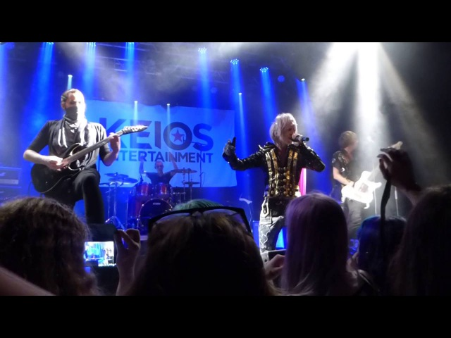 YOHIO - Promise of the end of Summer - KEIOS FESTIVAL Stockholm 2016-06-18